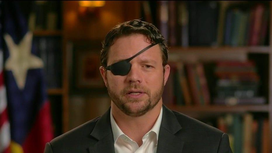 Dan Crenshaw's 'mission' for America in coronavirus battle