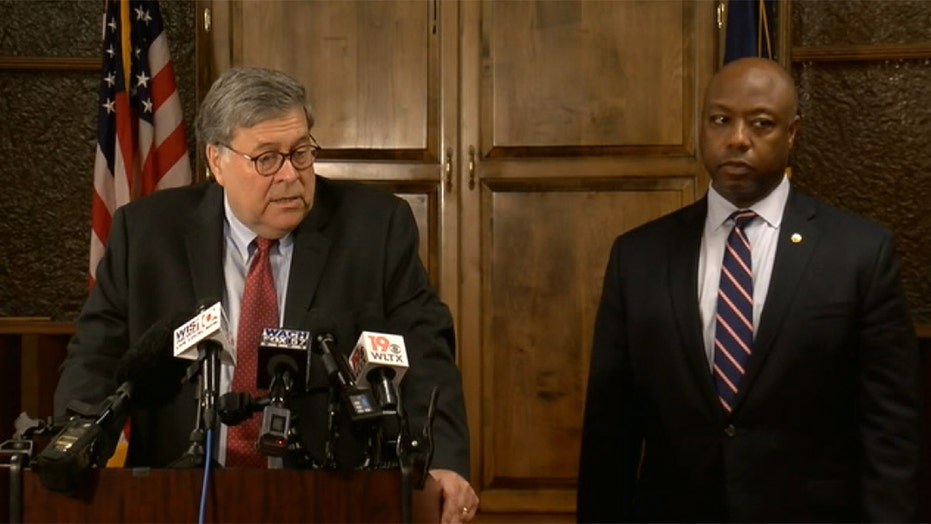 AG Barr says police reform needs to strike the 'right balance'