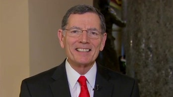 Sen. John Barrasso says House managers did not make the case for impeachment