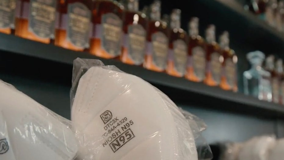 Exclusive: Whiskey CEO delivers crucial N95 masks to healthcare providers