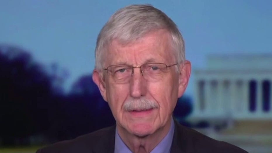 NIH director: US doing what we can to help India's COVID surge