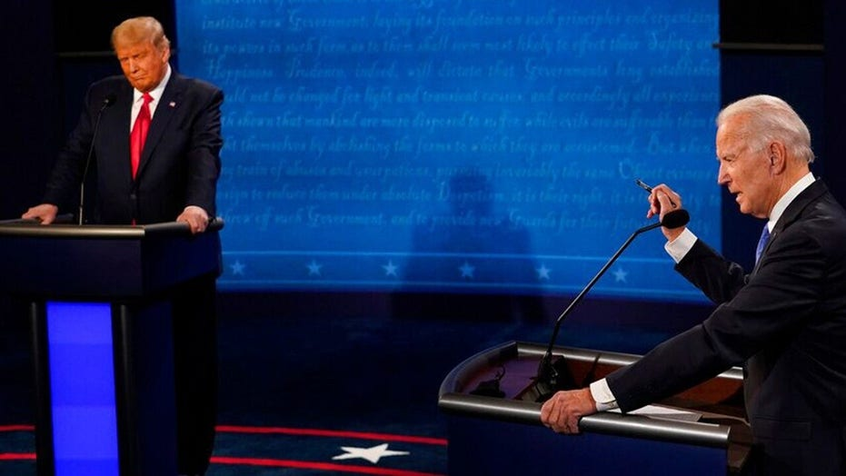Fox News attracts 14.7 million viewers for final Trump-Biden debate, topping broadcast, cable competitors