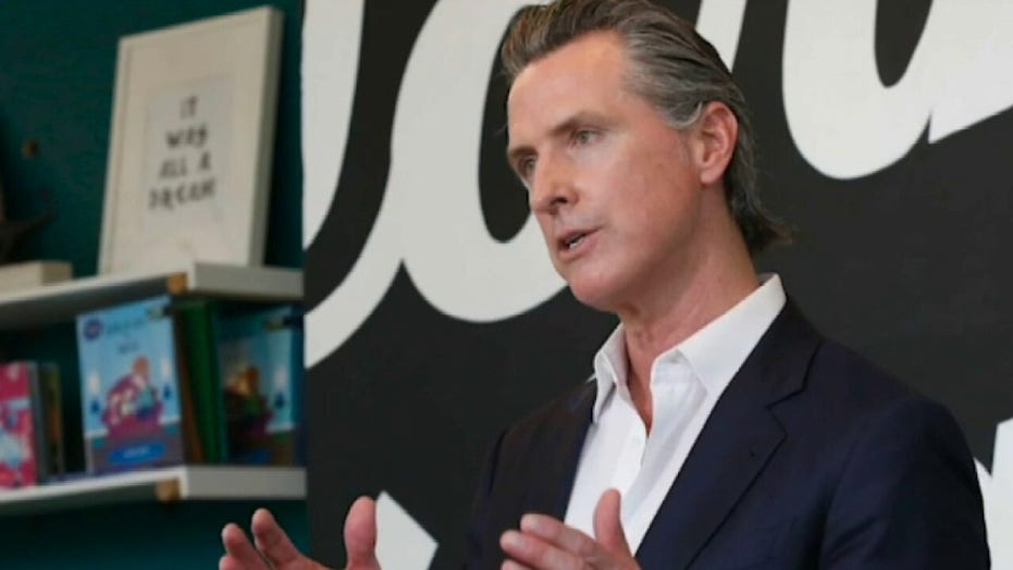 California restaurants, cantine citare in giudizio Gov. Newsom over dining ban