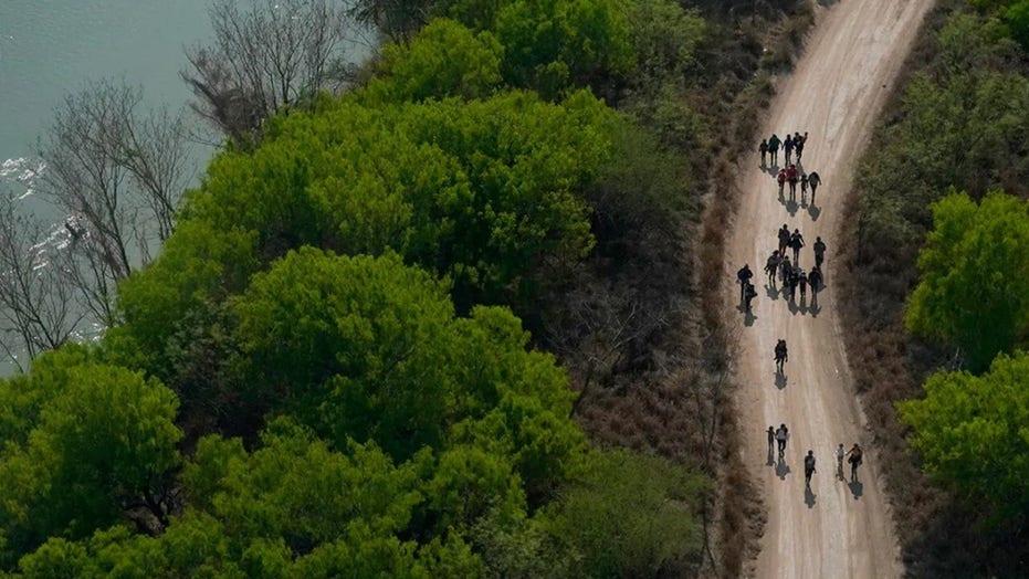 Biden defending border is 'disingenuous' amid migrant surge: Arizona sheriff