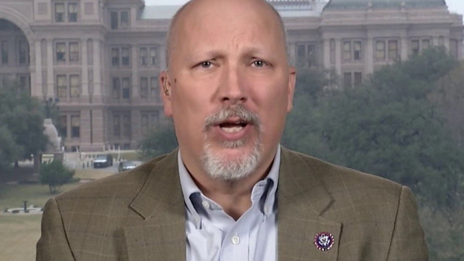 Chip Roy slams Biden's 'purposeful' and 'deplorable' refusal to enforce immigration laws