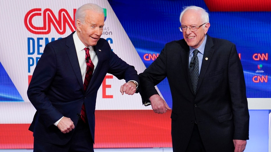 Bernie Sanders endorses Joe Biden as 2020 Democratic nominee