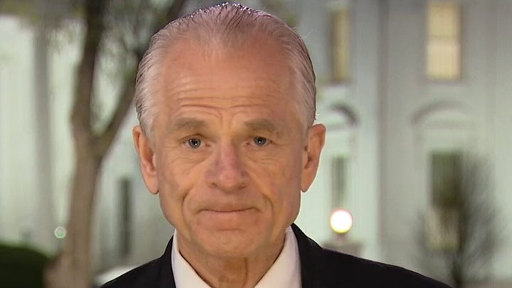 Peter Navarro on need for 'Made in USA' medical supplies