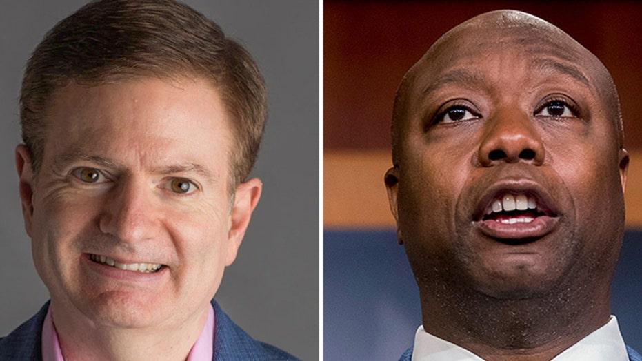 NPR gives WaPo's Kessler 8 minutes to defend widely criticized piece on Tim Scott's ancestors