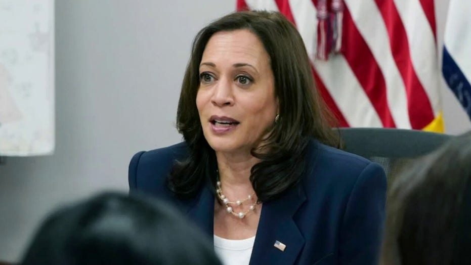 Harris 'shunning public events' with 'Big Guy' Biden after receiving no 'fun jobs': 'The Five'
