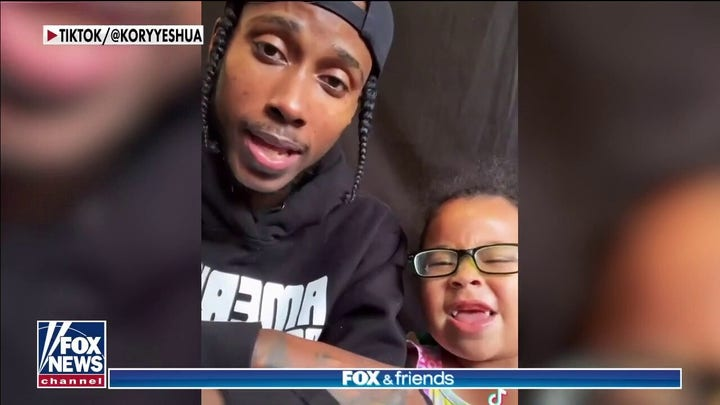 Father's video rejecting CRT goes viral: 'Your skin color does not matter'