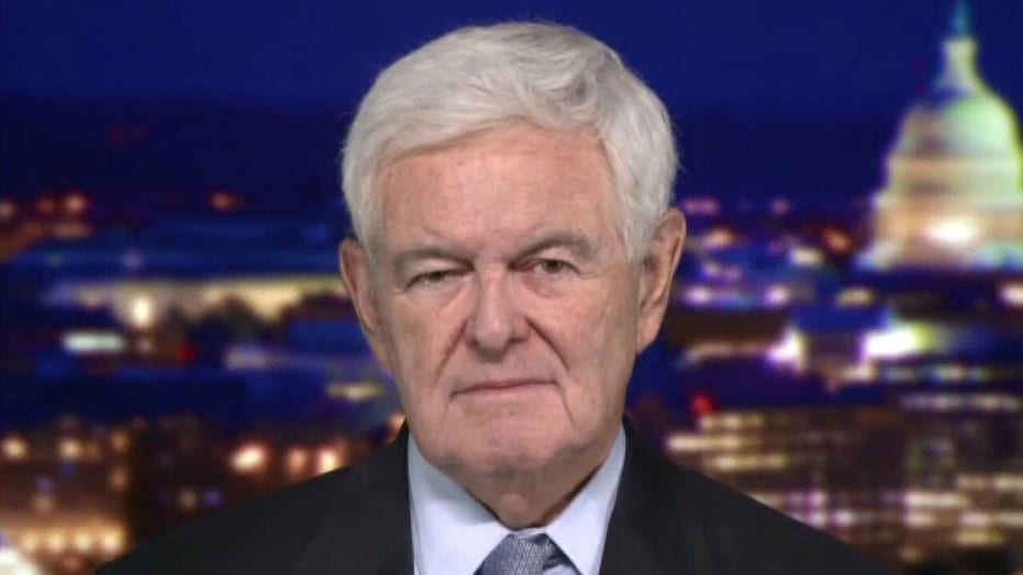 Newt Gingrich: Infrastructure bill a 'left-wing' gift to Schumer, NYC – so why did some GOP senators back it?