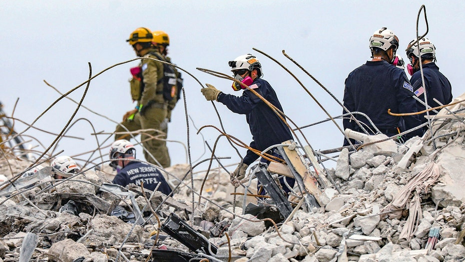 Condo collapse death toll rises to 78 as recovery continues, 'staggering and heartbreaking': mayor