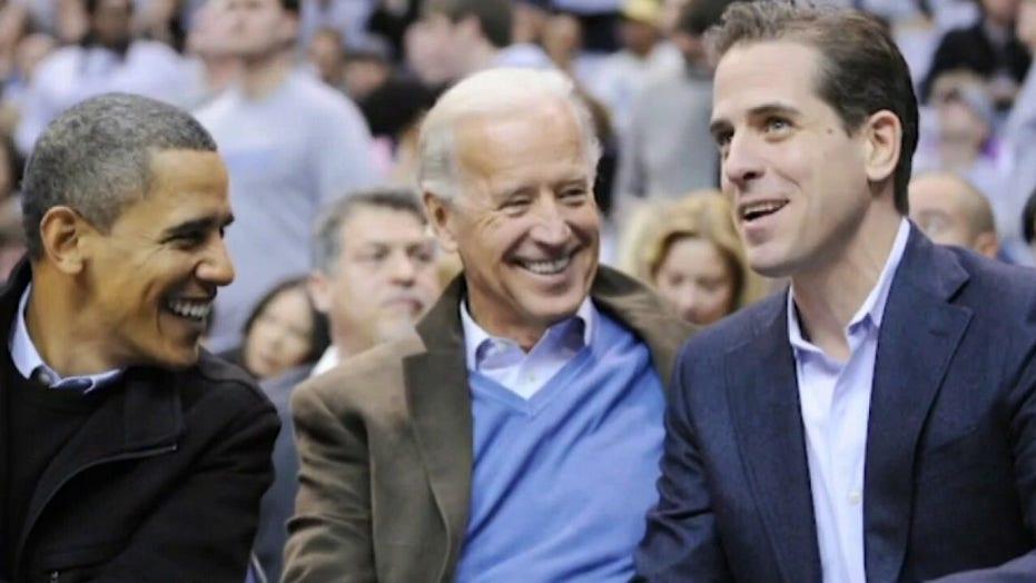 GOP congressmen call for special counsel to investigate Hunter Biden
