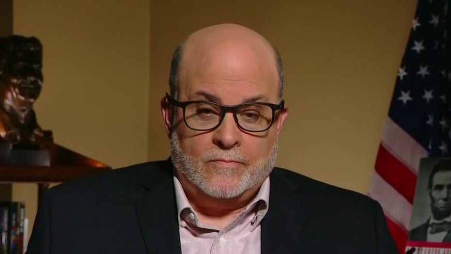 Mark Levin says Bernie Sanders is running the Democratic Party, the Roberts Court is a rudderless disaster