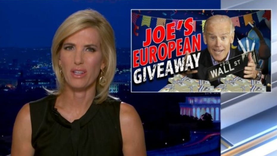 Ingraham: America gets stiffed and our taxpayers pick up the bill