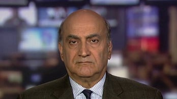 Walid Phares on significance of new US sanctions on Iranian leaders in charge of running Iran's elections