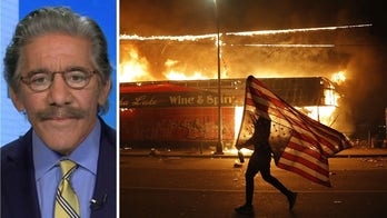 Geraldo sounds off on Minneapolis police laying off protesters: An image of a community that has killed itself