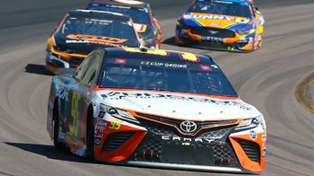 NASCAR to hold races in May