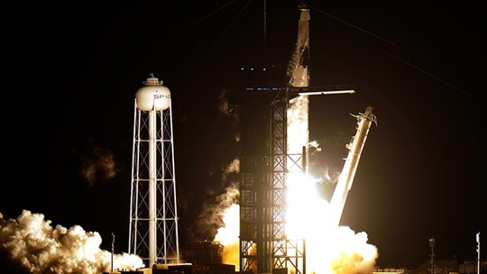 SpaceX Crew-1 successfully launches en route to ISS