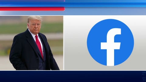 Trump's Facebook ban may affect the future of Big Tech