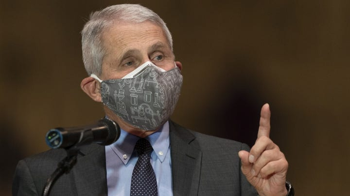 Outnumbered blasts 'St. Anthony Fauci' for claiming critics are anti-science