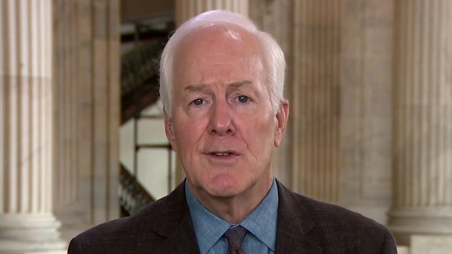 Cornyn voorspel 2020 elections in Texas 'will be much closer' than in past years