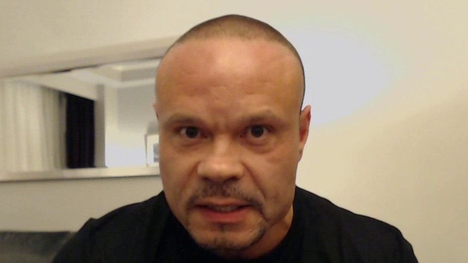 Bongino on 'infuriating' media attacks of Trump's drive-by 'visit' outside hospital