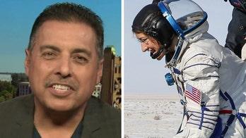 Former NASA astronaut Jose Hernandez gives his take on NASA's big week