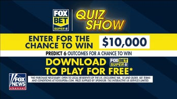 FOX Bet Super 6 app offers $10,000 prize in free-to-play Quiz Show game