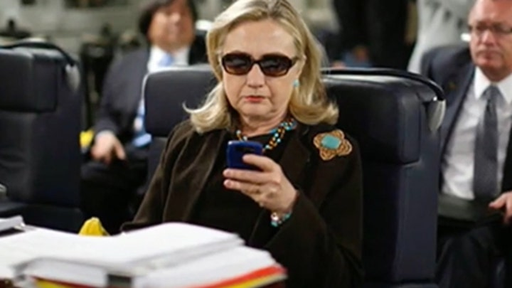 Hillary in hot water over email server - why now?