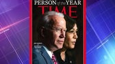 Biden, Harris named TIME Magazine's 2020 Person of the Year