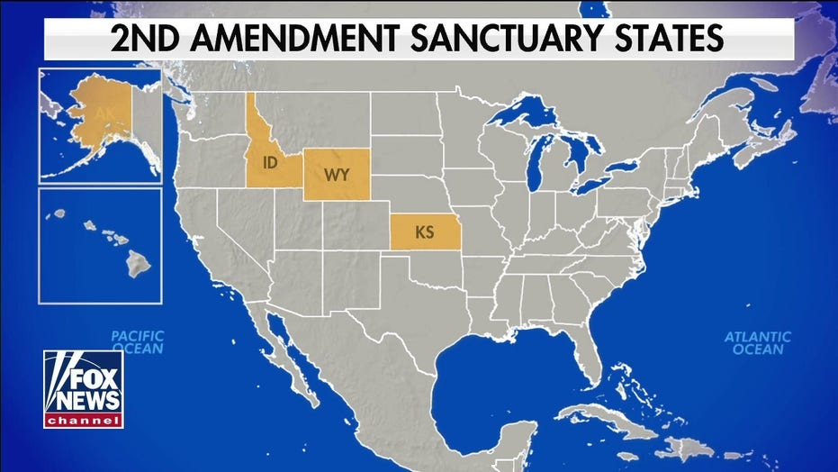 Washington state Senate approves open carry ban at Capitol, permitted rallies in party-line vote