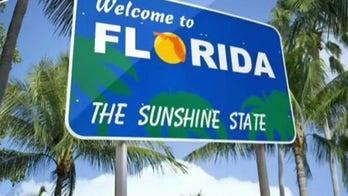 Florida woman thinks she saw a 'small dinosaur' running through yard, social media debates
