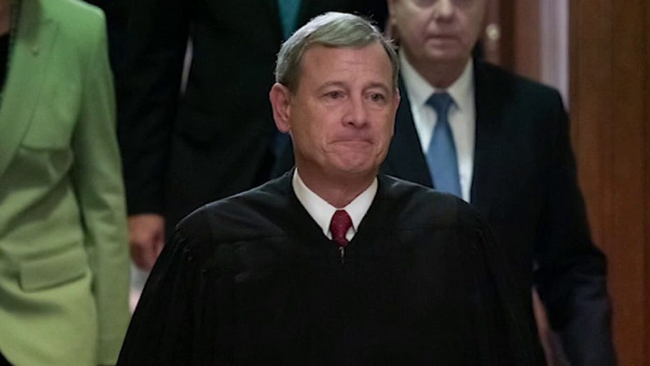 Is Chief Justice John Roberts caving to political pressure from the mainstream media?