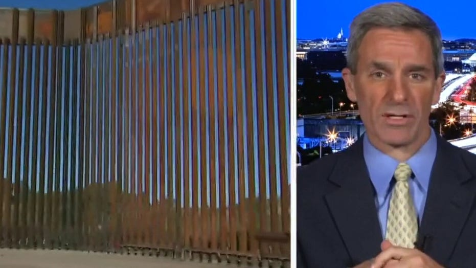 Ken Cuccinelli gives 'two enthusiastic thumbs up' to Supreme Court ruling on border wall