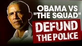 Obama comments show Democrats split over 'defund the police' movement