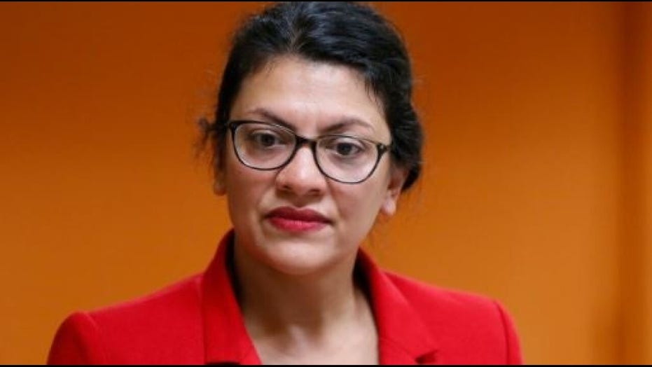 Tlaib sparks backlash for tweet about woman reportedly killed attacking Israeli soldiers with knife