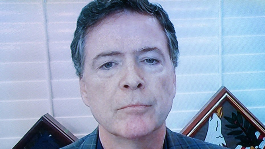 Comey to teach at Columbia Law School alongside professor who leaked Trump memo