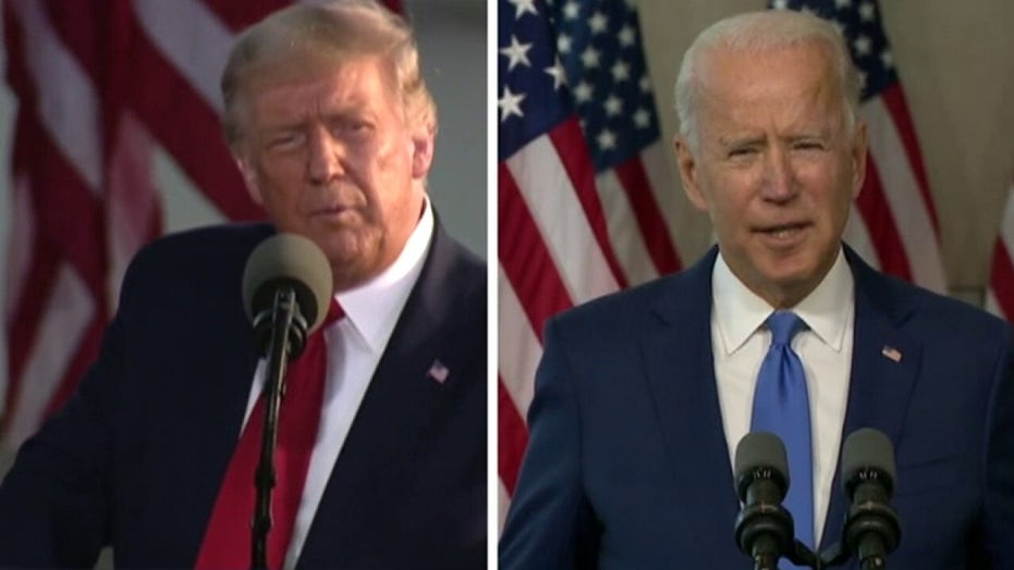 What are the key issues Trump, Biden will debate?
