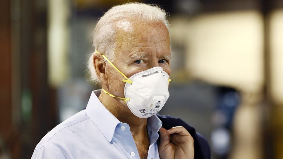 Has Joe Biden become more liberal while running for president?