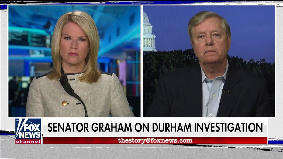 Sen. Graham wants hearings with Comey, McCabe in summer