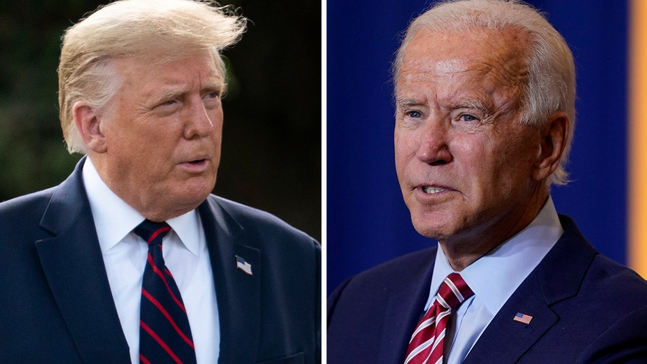 Moderator Chris Wallace Selects Topics For First Trump Biden Presidential Debate Fox News