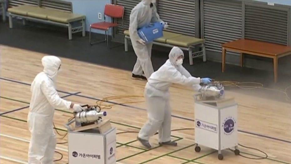 CDC warns against travel to South Korea amid coronavirus outbreak