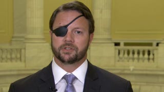 Dan Crenshaw argues 'there's a lot of bad stuff' in Democrats' spending bill