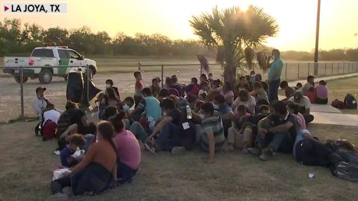 Ron Vitiello slams 'unprecedented crush of humanity' at southern border under Biden