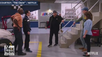 Kevin James stars in the new Netflix comedy 'The Crew'