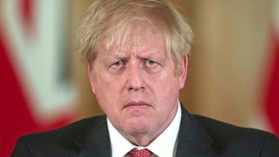 Boris Johnson in ICU after COVID-19 diagnosis