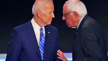 Sanders and 'Squad' push progressive policy on Biden