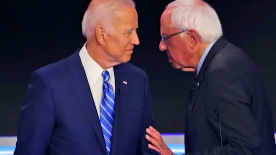 Progressive PAC touts Biden's 'ambitious' policies if he wins presidency
