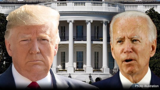 Liz Peek: Trump vs. Biden -- 5 reasons why a sane person should vote – again – for Trump